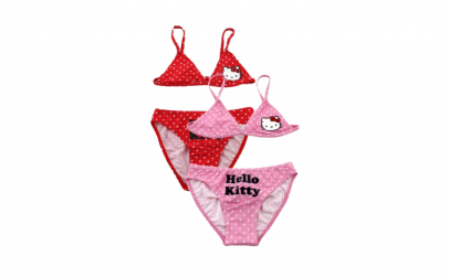 COSTUM DE BAIE JET SET HELLO KITTY