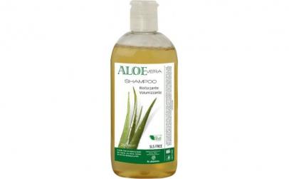 Sampon hidratant BIO cu gel de Aloe
