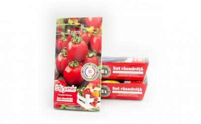 Set rasadnita medie Tomate Raluca