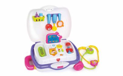 Set troler doctor Hola toys