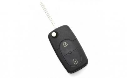 Audi - Carcasa cheie tip briceag, 2