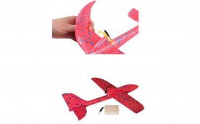 Avion planor cu elice
