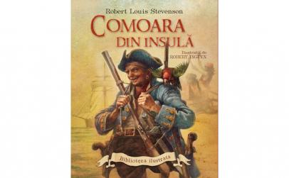 Comoara din insula - Robert Louis