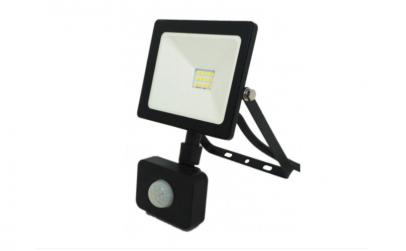 Proiector led 10w cu senzor de miscare