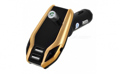 Modulator auto X8 cu USB si slot  card