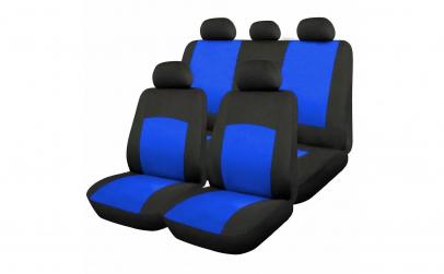 Huse scaune albastre