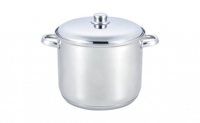 Oala inox Grunberg 3.8 litri, fund