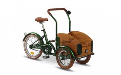 Pegas Mini Cargo 1 viteza, Verde
