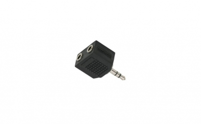 Adaptor audio, mufa stereo Jack 3.5 mm,