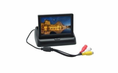 Monitor LCD Pliabil