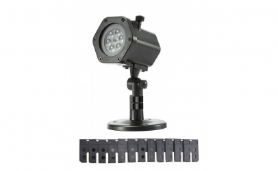 Proiector LED 12 in 1, all season