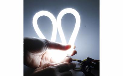 Banda lumini de zi cu semnalizare