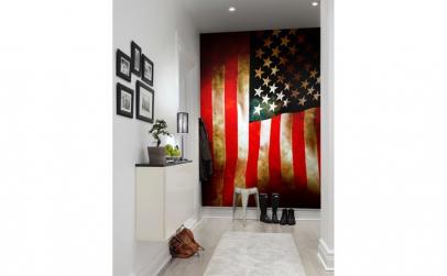 Fototapet Steag Statele Unite R10751
