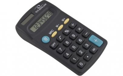 Calculator de buzunar 8 digits