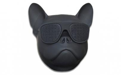 Boxa portabila  cap de bulldog