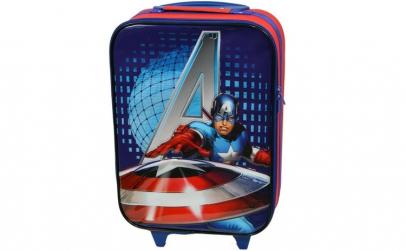 Troler cabina copii, Model Avengers,