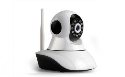 Camera IP Wireless