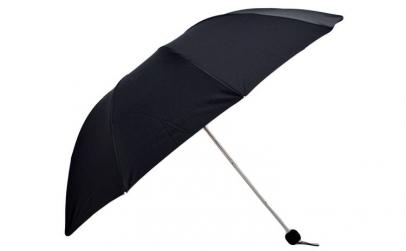 Umbrela Pliabila ICONIC Neagra,