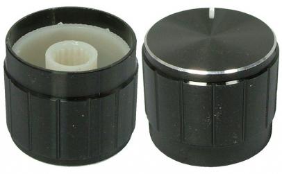 Buton pentru potentiometru, 21mm,