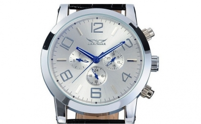 Ceas Jaragar Jar007 Automatic White