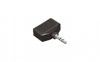 Adaptor audio, mufa mono  Jack 3.5 mm,
