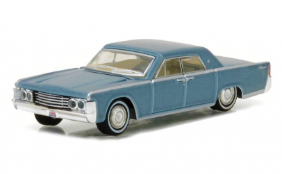 1965 Lincoln Continental - Madison Gray