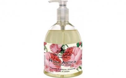Sapun lichid cu trandafir, 500 ml