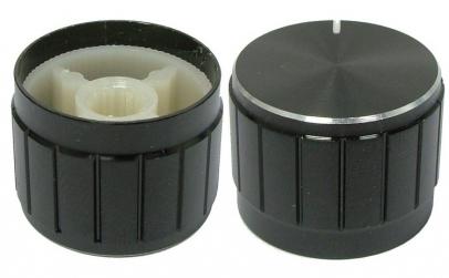 Buton pentru potentiometru, 23mm,