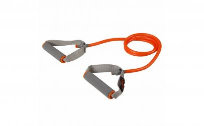 Coarda elastica de antrenament cu manere