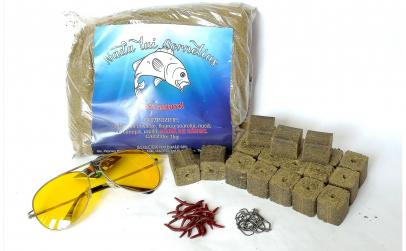 Pachet  Fish Atack 5 Produse Pescuit