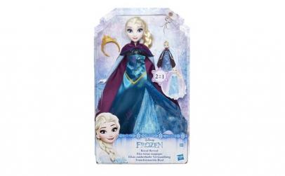 Papusa Disney Frozen, Hasbro, Elsa