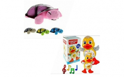 Lampa de veghe Broscuta + Dancing Duck