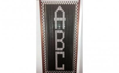 """Perdea pentru usa - model """"ABC"""""""