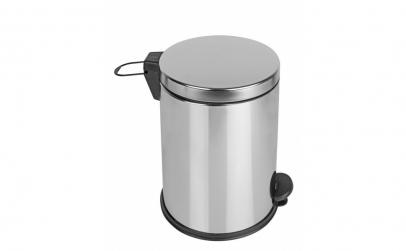Cos menajer din inox, 12 litri