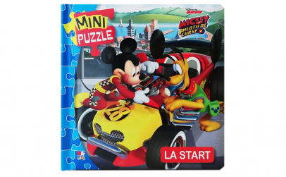 Disney Junior. Mini puzzle. Mickey si