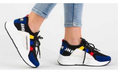 Pantofi casual-sport, pentru femei