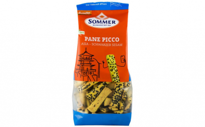 Panne Picco Asia cu susan negru - mini