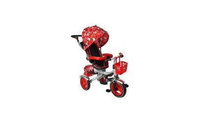 Tricicleta multifunctionala si pliabila