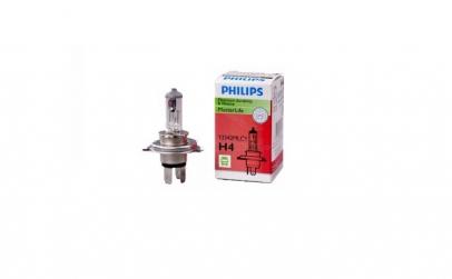 Bec Philips 24v, 75/70w, H4 masterlife
