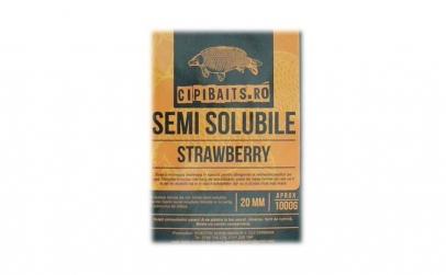 Boilies Semi Solubile Strawberry,