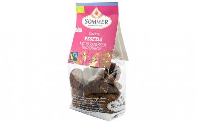Pesetas - Biscuiti bio din faina de grau