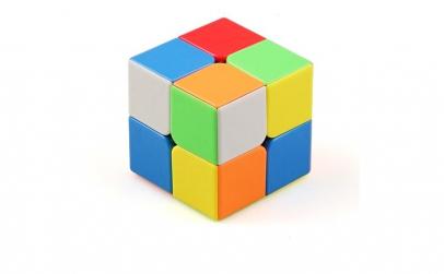Cub Rubik 2x2x2 Moyu Bright Stickerless