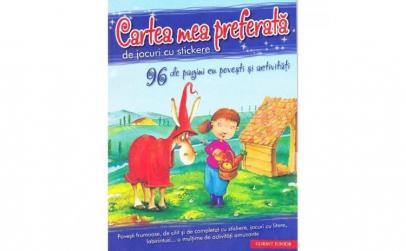 Cartea mea preferata de jocuri cu