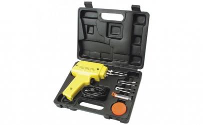 Set pistol de lipit si accesorii