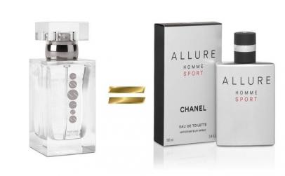 Apa de parfum marca alba   M029 marca