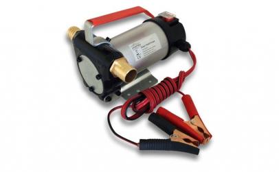 Pompa Transfer Combustibil 24V cu
