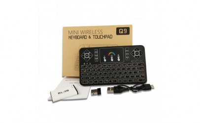 Tastatura Wireless Techstar® Q9