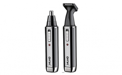 Trimmer facial reincarcabil 2in1, 3W