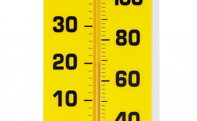 Termometru sala de clasa   38 cm
