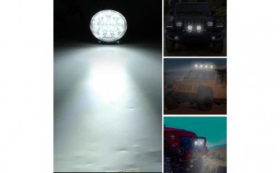 Proiectoare LED Rotunde 42W